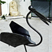 Le héron - Sculpture avec des objets de récupération (2012)