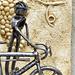 Le Paris-Roubaix - Sculpture de Michel Bellon (2012)