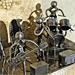 Le groupe - Sculpture de Michel Bellon (2011)