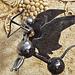 Le centaure - Sculpture avec des objets de récupération (2011)